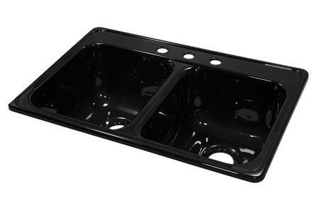 Lyons DKS22DXTB4 Kitchen Sink