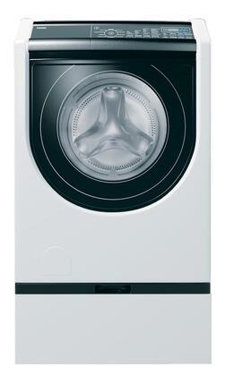 Haier HWF5300AW  3.5 cu. ft. Full-size Washer, in White