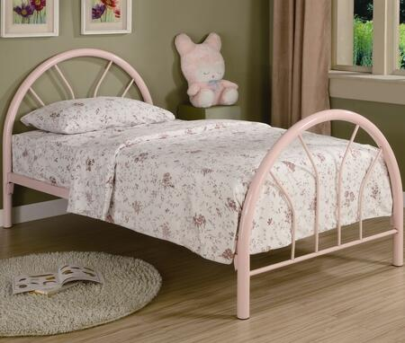Coaster 2389P Fordham Series  Twin Size Panel Bed