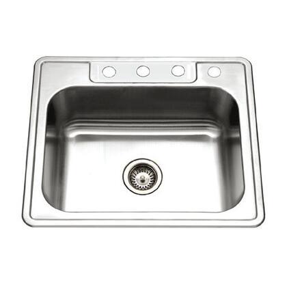 Houzer 25226BS41 Kitchen Sink