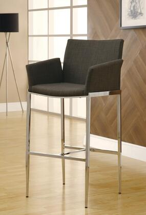 Coaster 120726 Bar Units and Bar Tables Series Fabric Upholstered Bar Stool