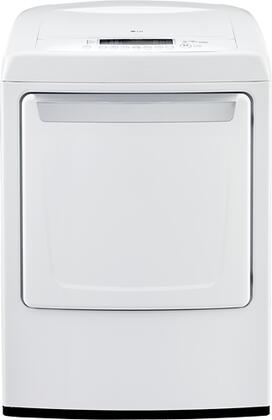 "LG DLE1101W 27"" Electric Dryer 
