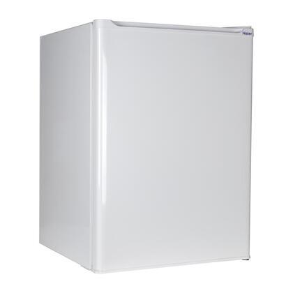 Haier HCR27W  Freestanding  Refrigerator with 2.7 cu. ft. Capacity,