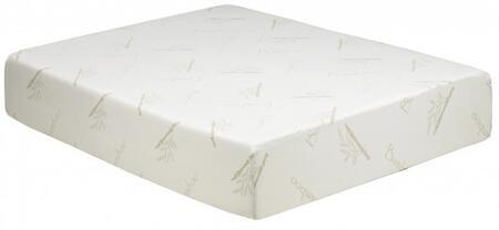"Rest Rite MEFR01711T Pure Form 121 Series 12"" High X Size Body Dynamic Memory Foam Plush Top Mattress"