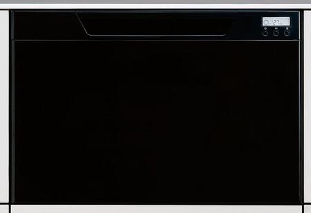 Fisher Paykel DD24SCB6V2 DishDrawer Series Drawers Semi-Integrated Dishwasher
