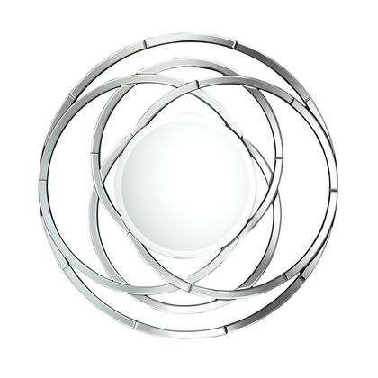 Sterling DM1978 Milton Series Round Both Wall Mirror
