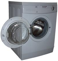 Equator ED620W  Electric Dryer, in White