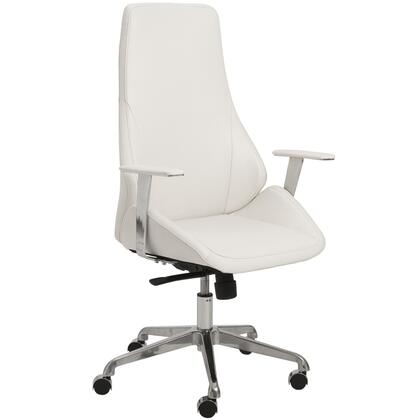 """Euro Style 00474GRY 26.75"""" Modern Office Chair"""