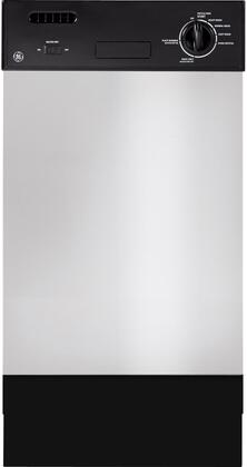 GE GSM1860NSS Spacemaker Series Built-In Full Console Dishwasher