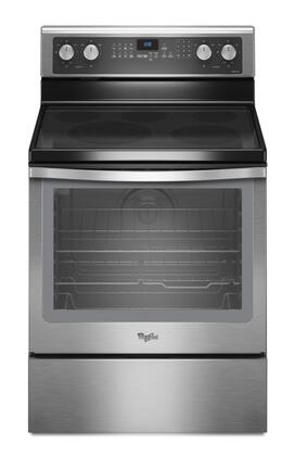 Whirlpool WFE710H0AS  Electric Freestanding |Appliances Connection