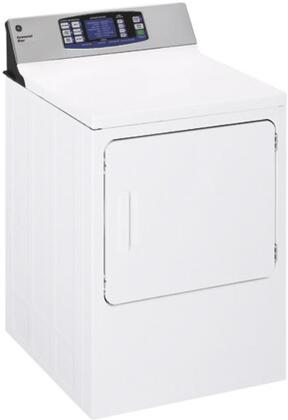 GE DNCD450EGWC Commercial Series Electric Dryer, in White