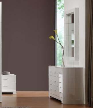 VIG Furniture SANNADR Sanna Series Wood Dresser