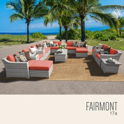 FAIRMONT 17a TANGERINE