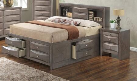 Glory Furniture G1505GFSB3N G1505 Full Bedroom Sets
