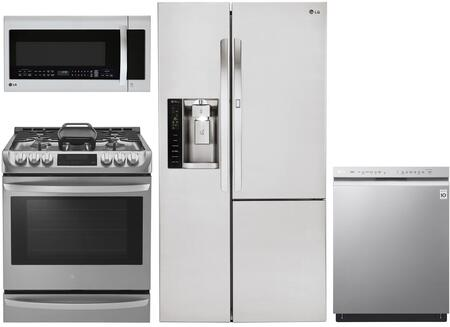 LG 729373 Kitchen Appliance Packages