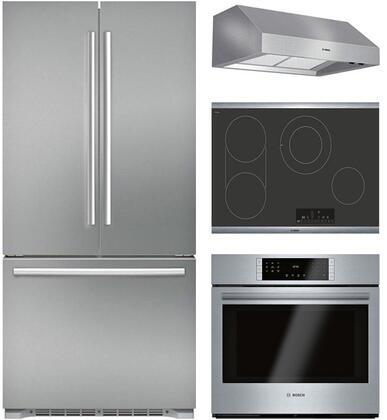 Bosch 902631 Kitchen Appliance Packages Appliances