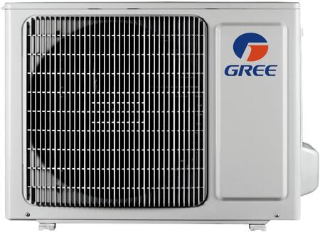 Gree LIVSxHP230V1BO Livo Series Mini Split Outdoor Unit with Cooling and Heating Capacity, G10 Inverter Technology, Intelligent Defrost