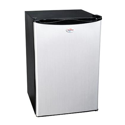 Koolatron KBC130SS  Compact Refrigerator with 4.6 cu. ft. Capacity in Stainless Steel