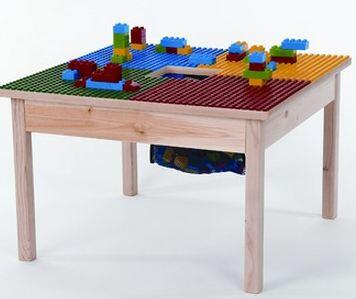 """Synergy Management BTS27X 27"""" Fun Builder Table - X"""