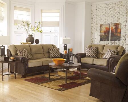 Milo Italia MI8764SLRSAND Cailyn Living Room Sets
