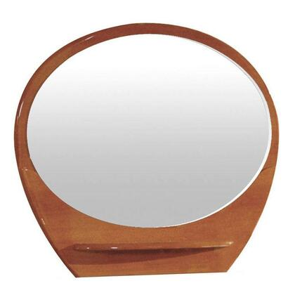 Global Furniture USA EvelynMirror Oval Mirror
