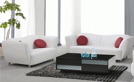 Chintaly DALTONSL Dalton Living Room Sets