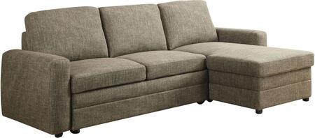 Acme Furniture 51645 Derwyn Series Stationary Fabric Sofa