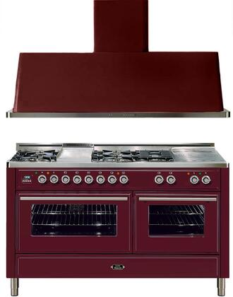 Ilve 721636 Majestic Techno Kitchen Appliance Packages