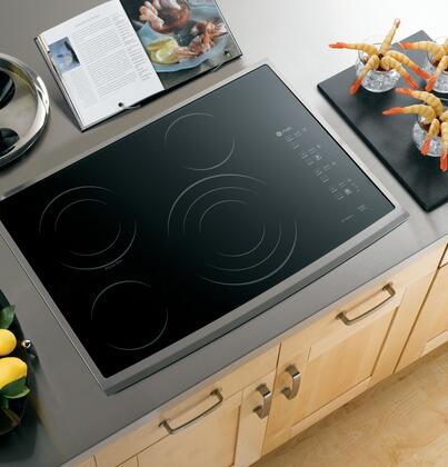 GE Profile PP945BMBB Profile Series Electric Cooktop