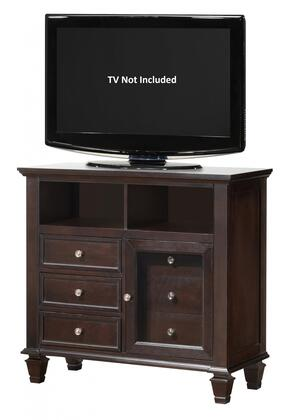 Glory Furniture G1700TV  Wood Chest