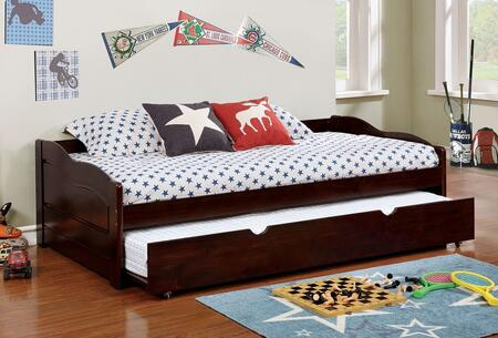 Furniture of America CM1737EXBED Sunset Series  Twin Size Daybed Bed