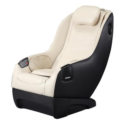 Apex iCozy Multi-Purpose Massage Chair with L-Track Roller, Bluetooth Speaker, Air Compression on Thigh and Light Weight Design in