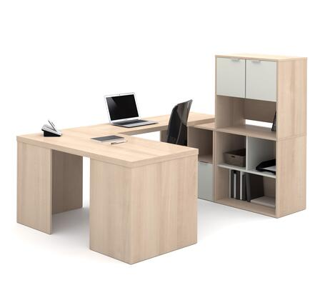 Bestar Furniture 150858 i3 by Bestar U-Shaped desk