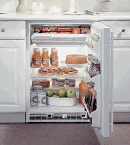 Marvel 61RFWWFL  Built In Counter Depth Compact Refrigerator with 6 cu. ft. Capacity, 2 Glass Shelves |Appliances Connection