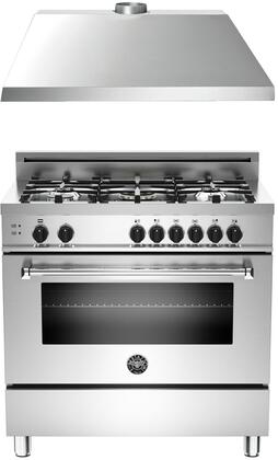 Bertazzoni 550098 Master Kitchen Appliance Packages