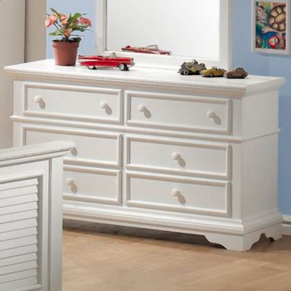 Coaster 400123 Hillcrest Series Wood Dresser
