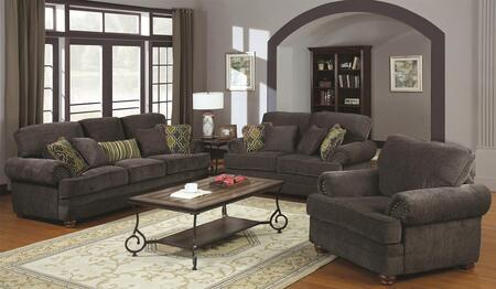 Coaster 5044013PC Colton Living Room Sets
