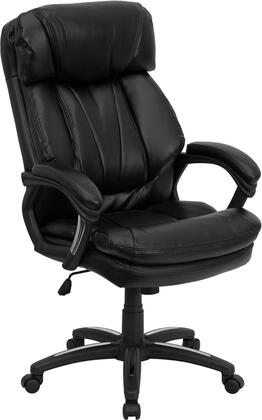 """Flash Furniture GO1097BKLEAGG 28"""" Contemporary Office Chair"""