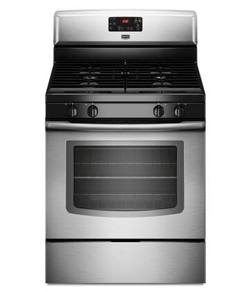 "Maytag MGR7685AS 30"" Gas Freestanding"