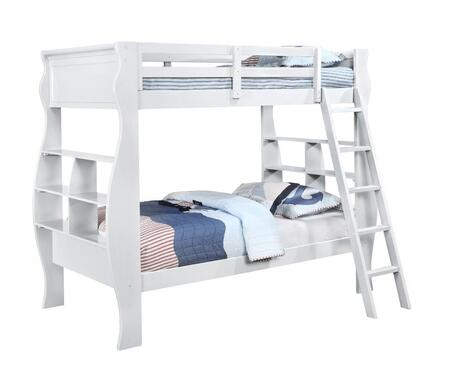 Powell Casey 14Y8100BB Twin Over Twin Bunk Bed