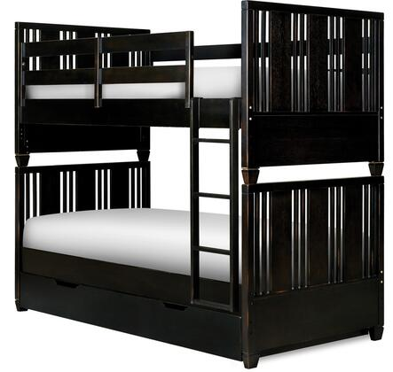 Magnussen Y193570K1 Cullen Series Childrens Twin Size Bunk Bed