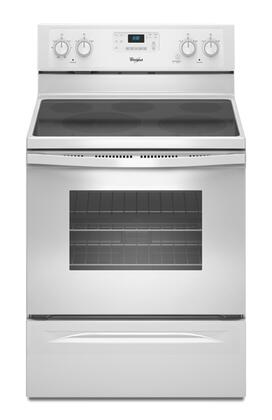 """Whirlpool WFE520C0AW 30"""" Electric Freestanding"""