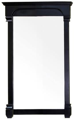 Bellaterra Home 205024MIRRORES  Rectangular Portrait Bathroom Mirror
