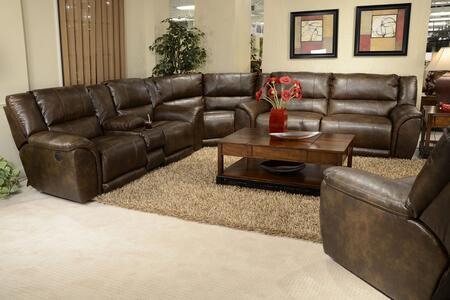 Catnapper 415189122319302319 Carmine Sectional Sofas