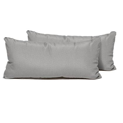 PILLOW GREY R 2x