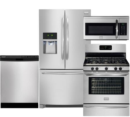 Frigidaire FGHF2366PFKIT5 Gallery Kitchen Appliance Packages