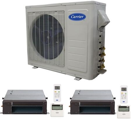 Carrier 700955 Performance Mini Split Air Conditioner System