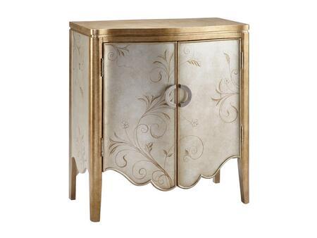 Stein World 12083 Celeste Series Freestanding Metal Cabinet