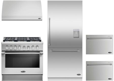 DCS 719873 Kitchen Appliance Packages