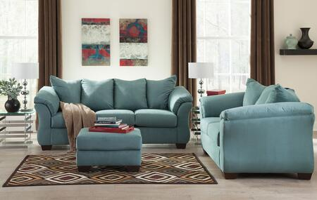 Signature Design by Ashley 75006SLO Darcy Living Room Sets